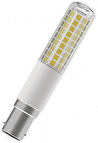 OSRAM Dimmbare LED Spezial Lampe Special T Slim DIM mit B15d Sockel mit 8 W, 75-W-Ersatz-für, Warmweiß (2700K)