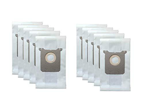 S-Bag Classic - Bolsa de papel para aspiradora Electrolux/Philips (10 unidades)