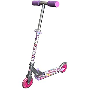 Ozbozz SV13988 Unicorn Scooter with 2 Light up Wheels