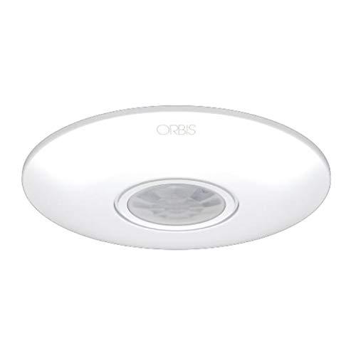 Orbis - Circumat 230 Vac, Detector de Movimiento 360º, Ob137112, Blanco