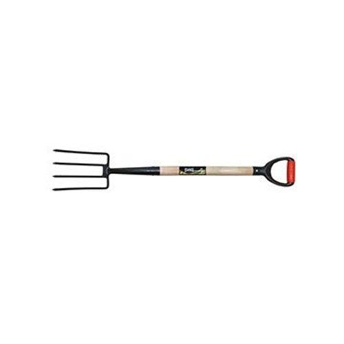 Wilkinson Sword Unknown 1111201W 100 cm Carbon Steel Digging Fork-Black