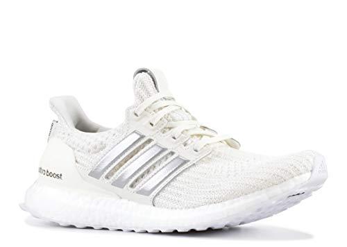 adidas Performance Boost Ultra Laufschuhe, Schwarz / Schwarz / Grau, Größe38, weiß - weiß - Größe: 41 1/3 EU