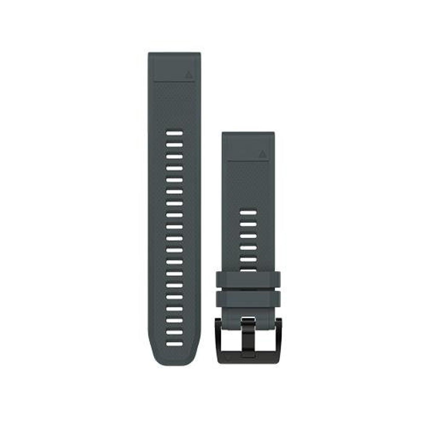 凝視無知上昇GARMIN(ガーミン) ベルト交換キット fenix5用 Dark Blue 010-12496-12
