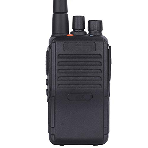 LIUGUANJIANG Auricular portátil de Negocios 4W UHF Walkie Talkie pequeño 5km