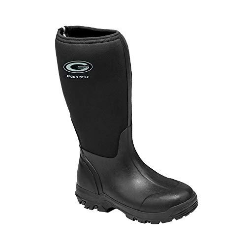 Grubs Boots Unisex-Erwachsene Grübs Frostline Stiefel, Schwarz, Größe 3