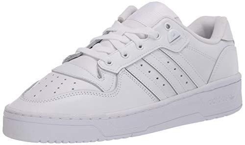 adidas Originals Rivalry Low Shoes Rivalry Low - Zapatillas Bajas para Mujer, FTWR White Core Black - Reloj de Pulsera para Hombre, 8.5 M US