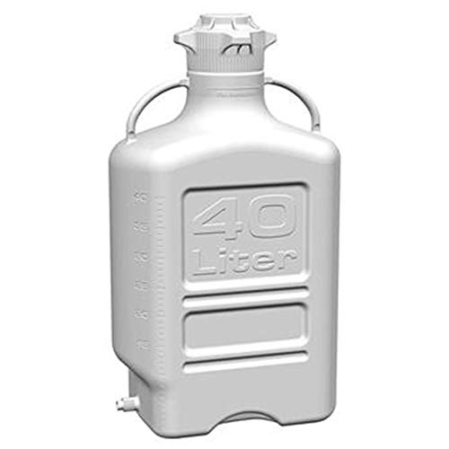 10 gallon carboy with spigot - 2