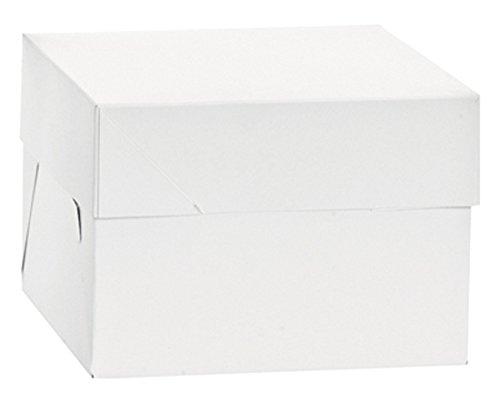 Decora 0339476 Caja para Dulces 26,5X26,5X25 CM