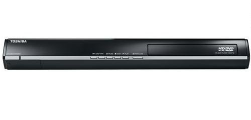 HD-DVD Player Toshiba HD-EP30 schwarz