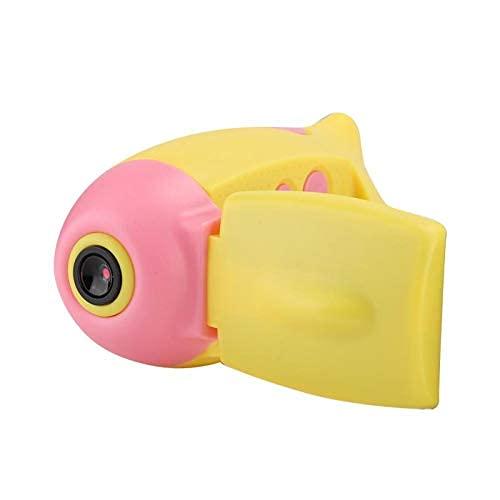 Surebuy Cámara para niños Mini cámara 4000 x 3000 1080P ABS Compatible con extensión de Tarjeta de Memoria 32G(Pink)