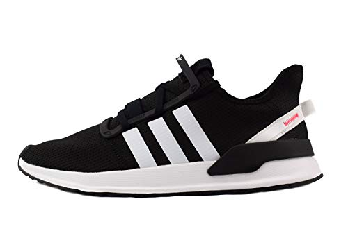 adidas Mens U_Path Run Laufschuhe, Black, 41 1/3 EU