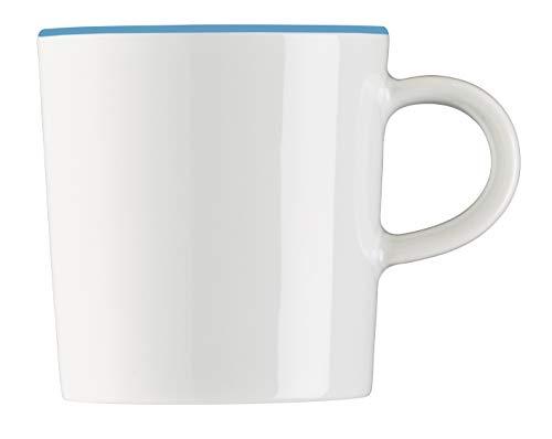 Arzberg Cucina Tasse à Expresso, Tasse, Tasse Expresso, Tasse à Moka, Tasse à Ristretto, Colori Blue, Porcelaine, 9 cl, 42100-670663-14717