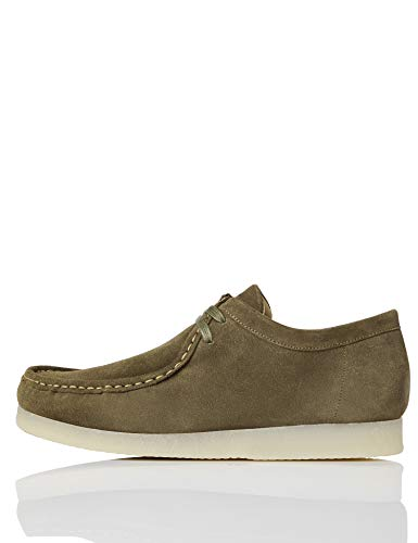 find. Shoe Mocassino, Verde (Green), 39 EU