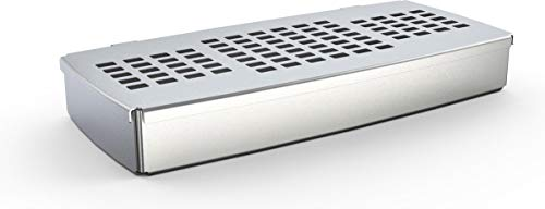 Jamie Oliver - BBQ / Grill Smoker box - stainless steel
