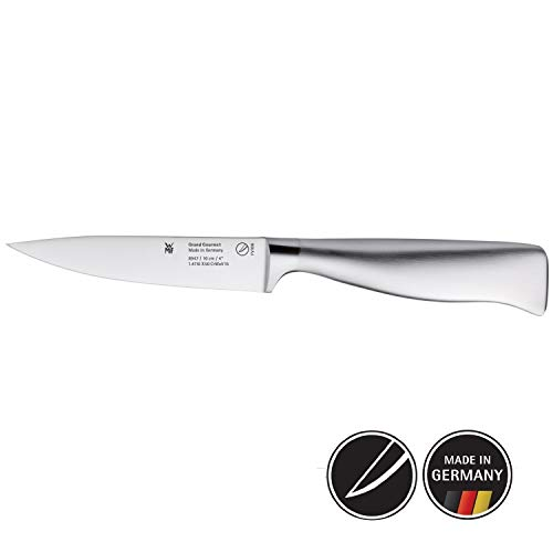 WMF Grand Gourmet Spickmesser 21 cm, Spezialklingenstahl, Made in Germany, Messer geschmiedet, Performance Cut, Klinge 10 cm