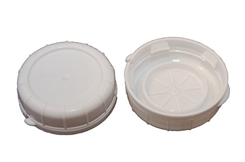 Replacement Caps, 48mm, for The Dairy Shoppe- (2, 48 MM)