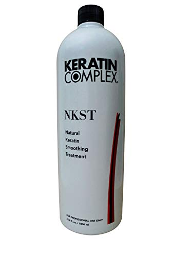 Keratin Complex Smoothing Treatment with Beautify Comb, 32 Ounce