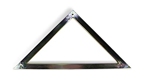 Rubi 60994 Escuadra, Gris, 80 cm