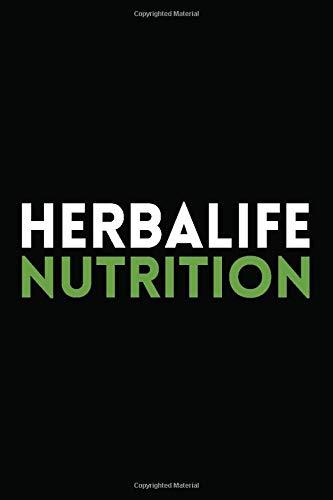 Herbalife nutrition: Vegan Fitness Notizbuch   Organizer Planer Tagebuch als Geschenk für alle die ein gesundes Lebensstil führen   6x9 Zoll (ca. DIN A5) 120 punktraster Seiten, Softcover mit Matt.