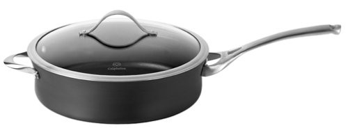 Calphalon Contemporary Nonstick 5-Quart Saut? with Glass Lid