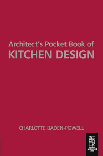 Architect's Pocket Book of Kitchen Design (Routledge Pocket Books)
