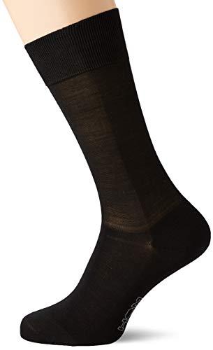 Hom Super Light One Size Socks, Calcetines para Hombre, Negro (Noir 0004), Talla única