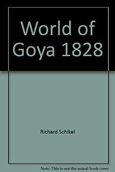 Unbound World of Goya 1828 Book