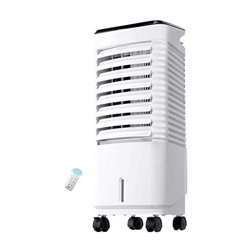 Tragbarer Luftkühler, Lüfter mit 4-Liter-Wassertank, hohe Kühleffizienz, intelligentes 15-Stunden-Timing, 3-Gang-Einstellung, B.