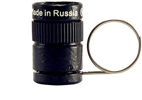 Binoculares de alta potencia, telescopio monocular 2.5x17.5, monocular telescópico de bolsillo portátil con visión nocturna Mini monocular con anillo para adultos, niños, observación de aves,