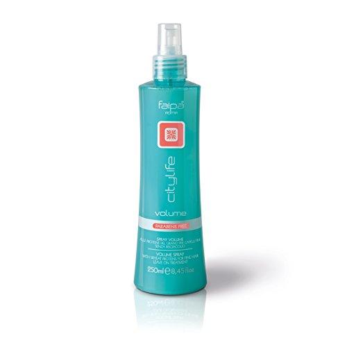 Spray Volume Volume Spray aux protéines de blé pour cheveux fins.