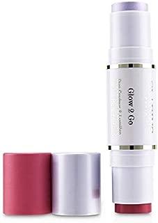 Clarins Glow 2 Go Blush & Highlighter Duo - # 01 Glowy Pink 2x4.5g/0.1oz