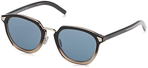 Dior DIORTAILORING1 KU 09Q Gafas de sol, Marrón (Brown/Blue Avio), 49 para Hombre