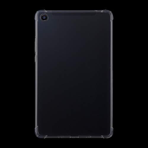 MDYHMC YXCY AYDD para Xiaomi-MIPAD 4 Funda Protectora TPU Transparente a Prueba de Golpes