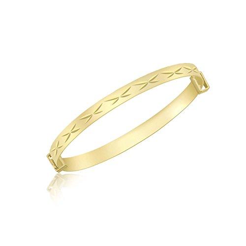Carissima Gold Damen - Armband 9 k (375) Rundschliff Diamant 1.36.0384