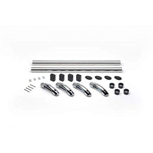 Boss Locker Rails  For 2020+ Chevrolet Silverado HD 2500/3500-6.8ft Standard Bed - PUTCO 49858