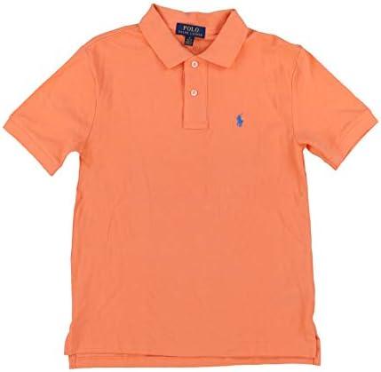Polo Ralph Lauren Boy s Mesh Polo Shirt 18 20 Orange product image