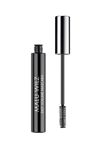 MALU WILZ 360° Volume mascara 12 ml, Wimperntusche für 360° Volumen