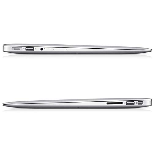 Apple 13in MacBook Air 2.2GHz Intel Core i7 (Z0UU1LL/A), 8GB RAM, 512GB SSD, Mac OS, Silver (Renewed)
