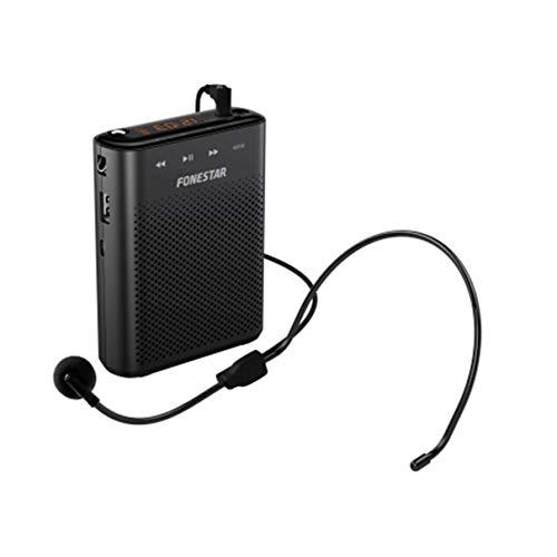 Altavoz Amplificador portátil (Alta Potencia 30W MAX) USB/MICROSD/MP3 ALTA-VOZ-30. Especialmente indicado para...