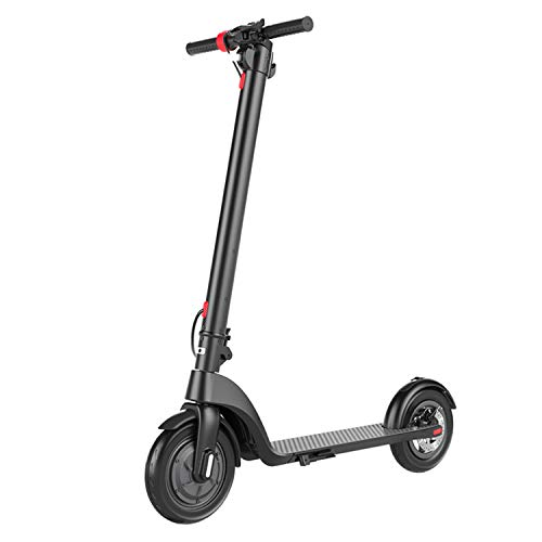 Discover Bargain XULONG PEV10 Adult Electric Scooters Foldable, Detachable Lithium Battery 36V 6AH, ...