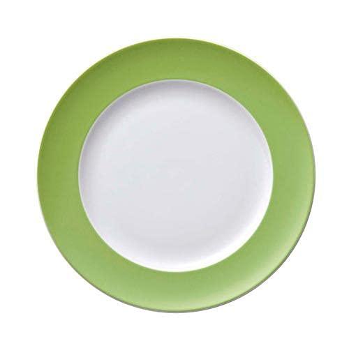 2 x Frühstücksteller 22 cm - Sunny Day Apple Green/Grün - Thomas - 10850-408527-10222 -