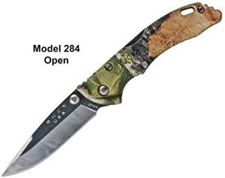 Buck Bantam Camo Drop Point Folding Knives
