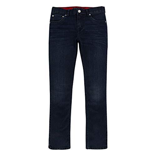 Levi's Boys' 511 Slim Fit Flex Stretch Jeans, Headed South, 16