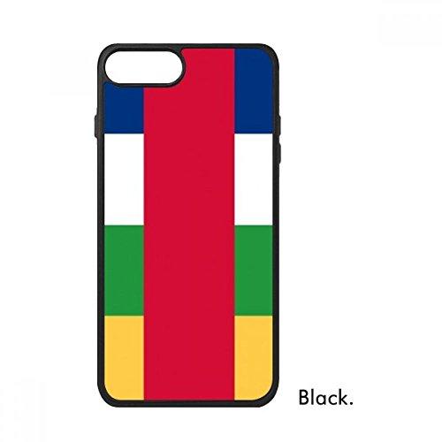 Bestchong Centraal-Afrikaanse Republiek Nationale Vlag Afrika Land Voor iPhone SE 2 nieuw voor Apple 78 Case Cover