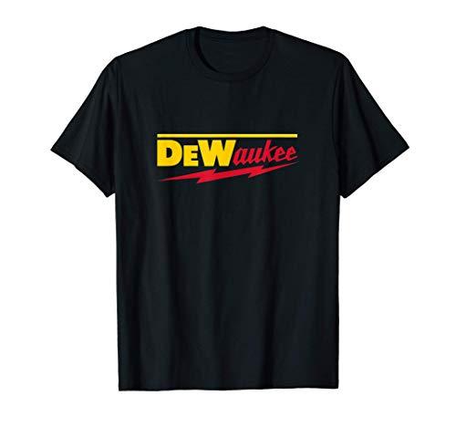Funny DeWaukee Power Tool Brand T-Shirt