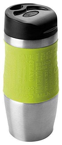 IBILI Luxe Vaso hermético, Acero Inoxidable, Multicolor, 15.00x15.00x15.00 cm