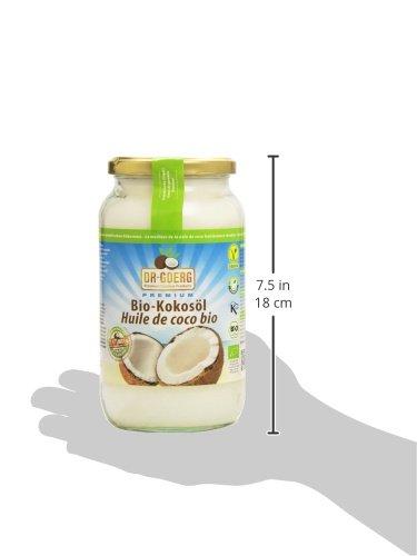 Dr. Goerg Premium Bio-Kokosöl – 1000 ml - 2