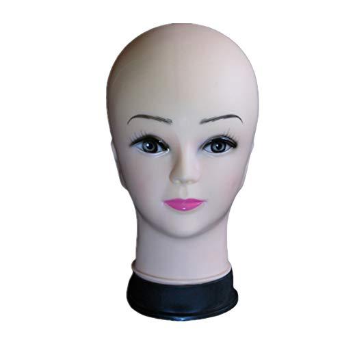 tete perruque tete a perruque Maniquine tête Polystyrène tête Mannequin tête Mousse tête Tête de mannequin pour perruques
