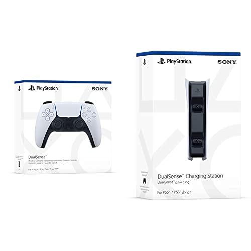 PlayStation 5 DualSense Wireless Controller + Charging Station £64.99 @ Amazon