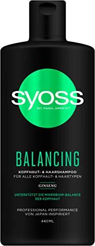 SYOSS Shampoo Balancing, 440 ml